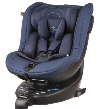 Be Cool Be Cool O3 +Plus Rotating i-Size Car Seat - Ocean