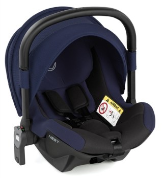 Jane Jane Nest iSize Baby Carrier for Groowy Car Seat - Sailor II