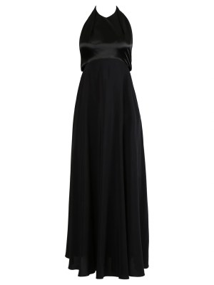 Sleeveless Tie Back Dress