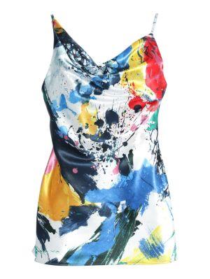 Amira Multicolor Print Camisole