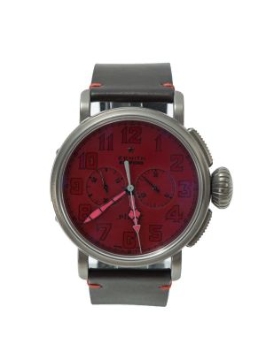 Red Zenith Type 20 Chrono Ton Up