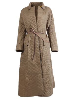 X Jw Anderson Penbryn Long Coat, Khaki