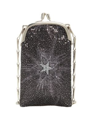 Pixel 1969 Shooting Star Chain-link Crossbody Bag