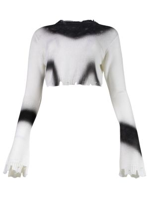 Tie-dye Merino Sweater