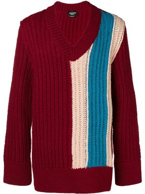 Oversized Chunky Stripe Sweater