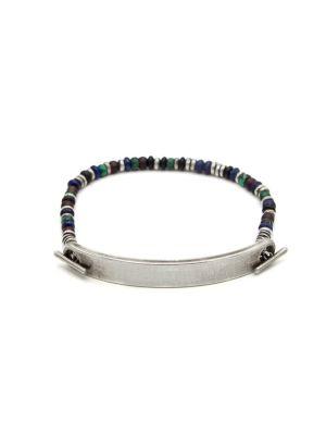 9mm Id Bar Bracelet