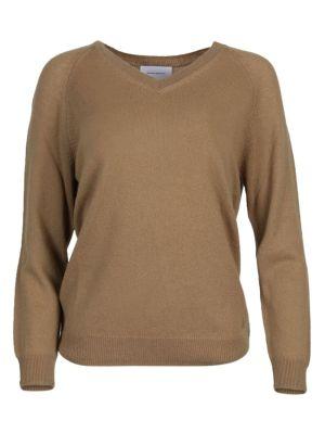 Camel Cashmere Sweater