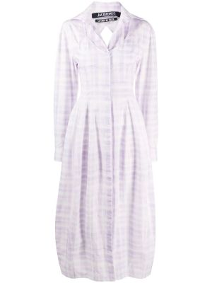 La Robe Valensole Dress Purple