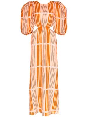 Whispered Sunset Maxi Dress