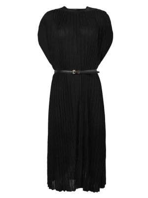 Bastet Dress, Black