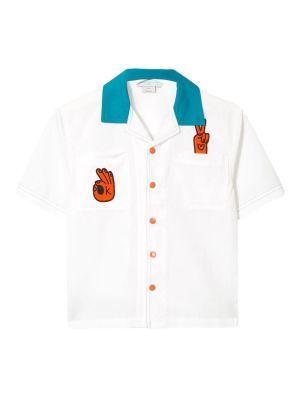 Kids Bowling Shirt
