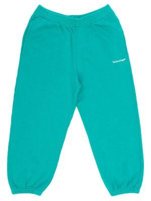 Kids Dark Turquoise Jogging Pants