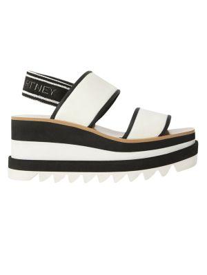 Black & White Elyse Sandal