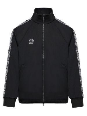 7 Moncler Fragment Hiroshi Fujiwara Black Zip Up Cardigan Jacket