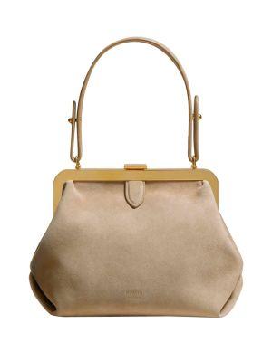Small Agnes Top Handle Bag