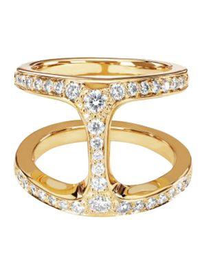 Dame Phantom Diamond Ring