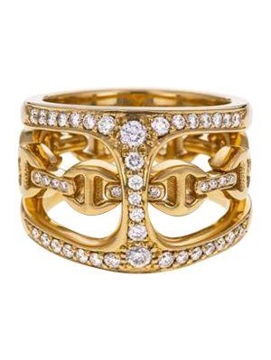 Diamond Phantom Clique Ring