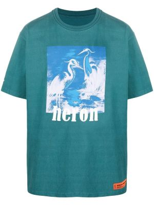 Heron Picture T-shirt