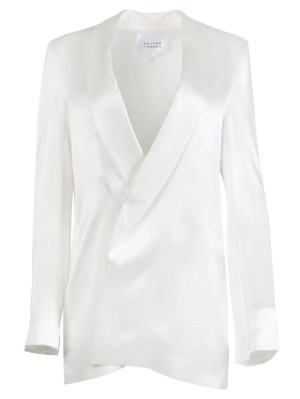 Julianne Blazer, White