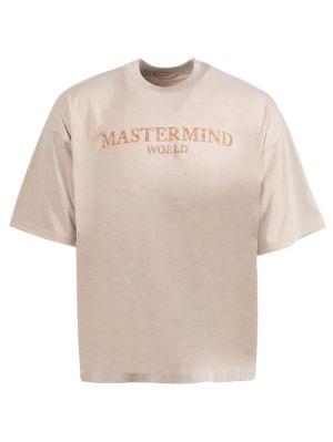 Graphic Logo T-shirt, Sand