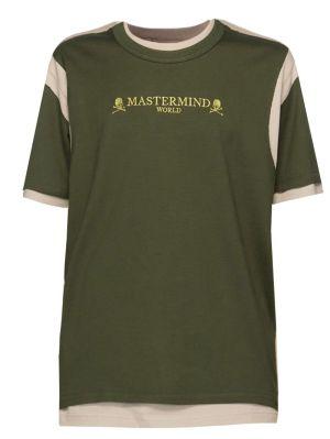 Olive Green Logo T-shirt