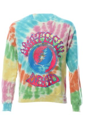 Grateful Dead Tie-dye Fleece