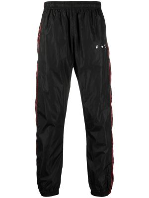 Ow Logo Stripe Trackpant