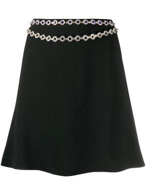 Flower Cupchain Mini Skirt
