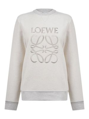 Grey Anagram Pullover Sweatshirt
