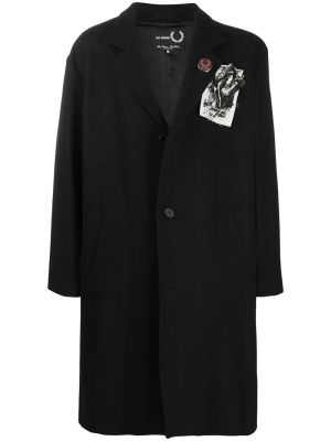 Patches Long Coat