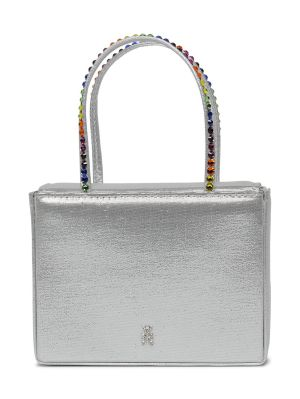 Super Amini Gilda Crystal-trimmed Bag
