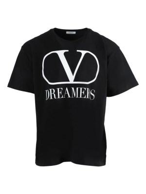 Dreamers Logo T-shirt Black