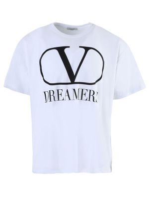 Dreamers Logo T-shirt White