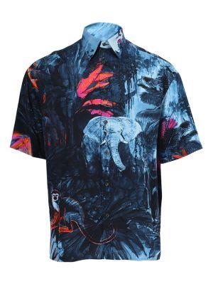 Jungle Mural Short Sleeve Shirt