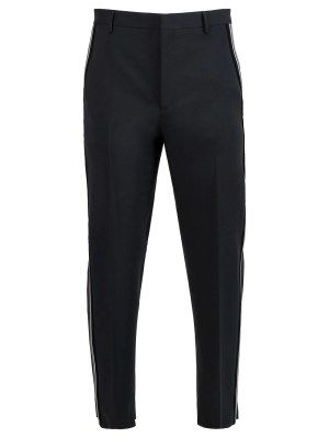 Track Stripe Tailored Trousers