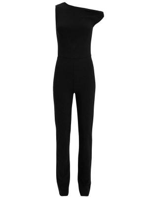 One Shoulder Twist Jumpsuit