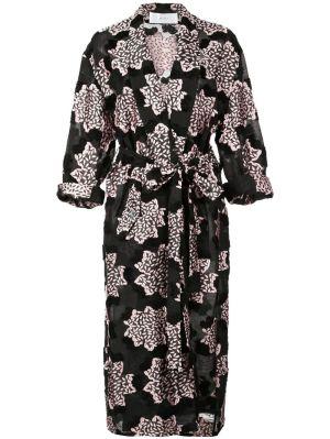 Printed Kimono Coat