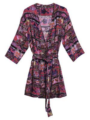 Cusco Wrap Dress