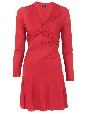 Viscose Twisted Dress