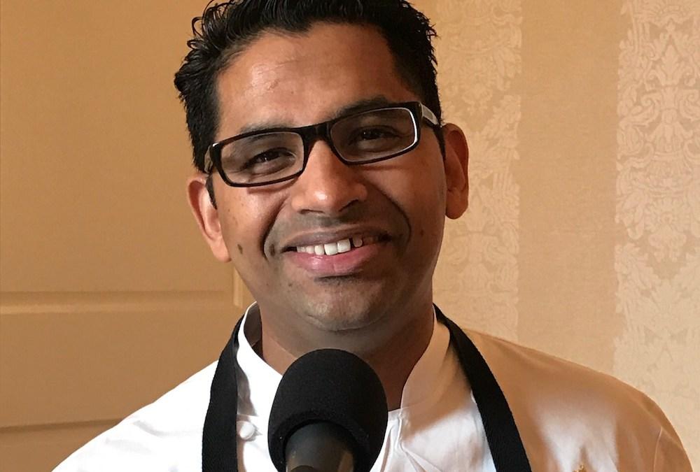 Ashfer Biju: Culinary Artist, Executive Chef at The Pierre New York