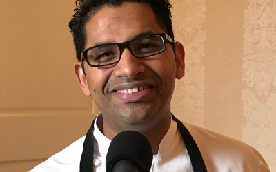 Ashfer Biju: Culinary Artist, Executive Chef at The Pierre New York