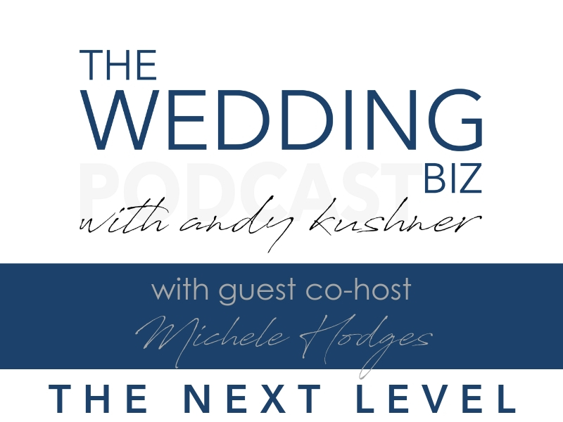 THE NEXT LEVEL with MICHELE HODGES Discussing AMY MOELLER, Editor-In-Chief of Washingtonian Weddings