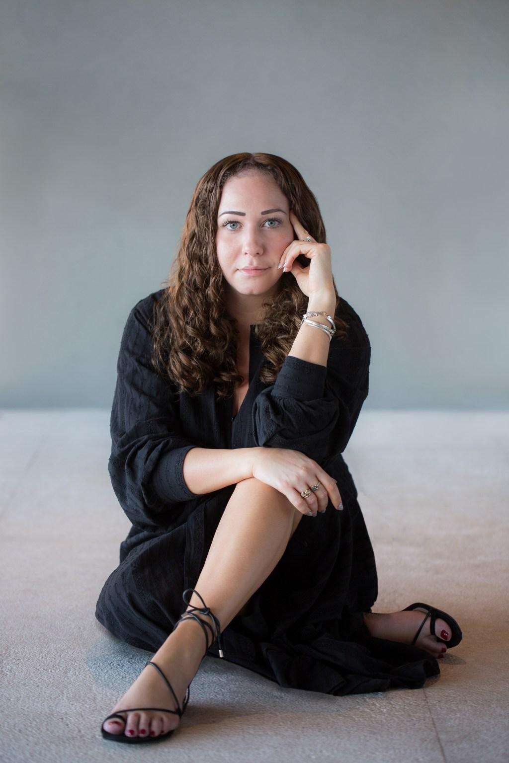 CARRIE GOLDBERG: Travel & Weddings Director, Harpers Bazaar