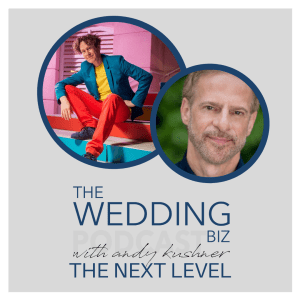 Episode 233 THE NEXT LEVEL: ANDRE MAIER discusses SONAL SHAH - Planning South Asian Weddings With a Theatrical Flair