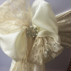 Blush Chair Sashes Uk Little Girl Rocking Different Ideas For The Wedding Dresser