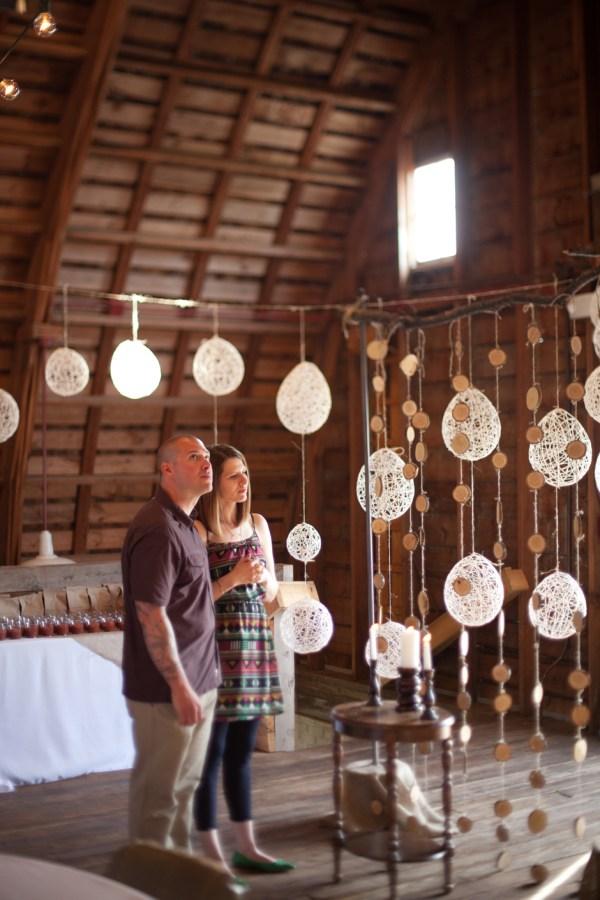 Simpson Barn Johnston Iowa Wedding Special Day Year Of