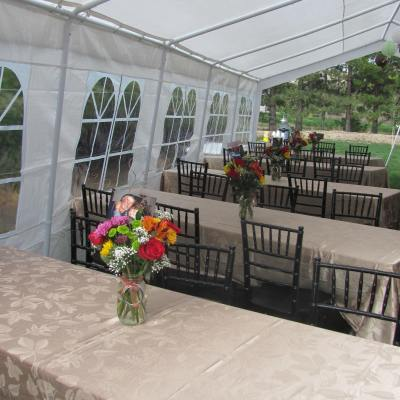 What's new?  Chiavari chairs!