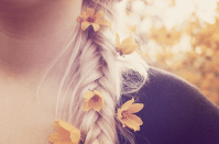 HUNTED : { Wedding Hairstyles  Flowers in the Hair ...