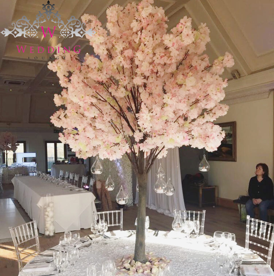 chair covers wedding london baby toy high set sakura blossom tree - lounge