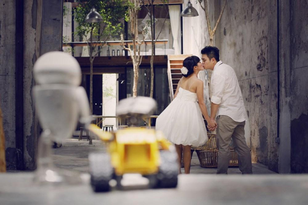 Photography by U Wang Studio